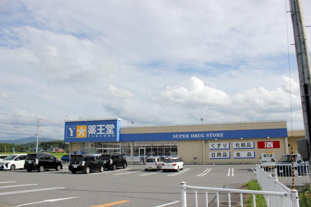 薬王堂東和店