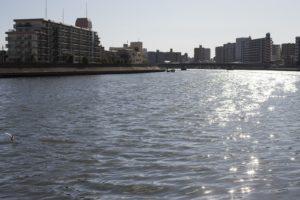 河川保全区域と許可